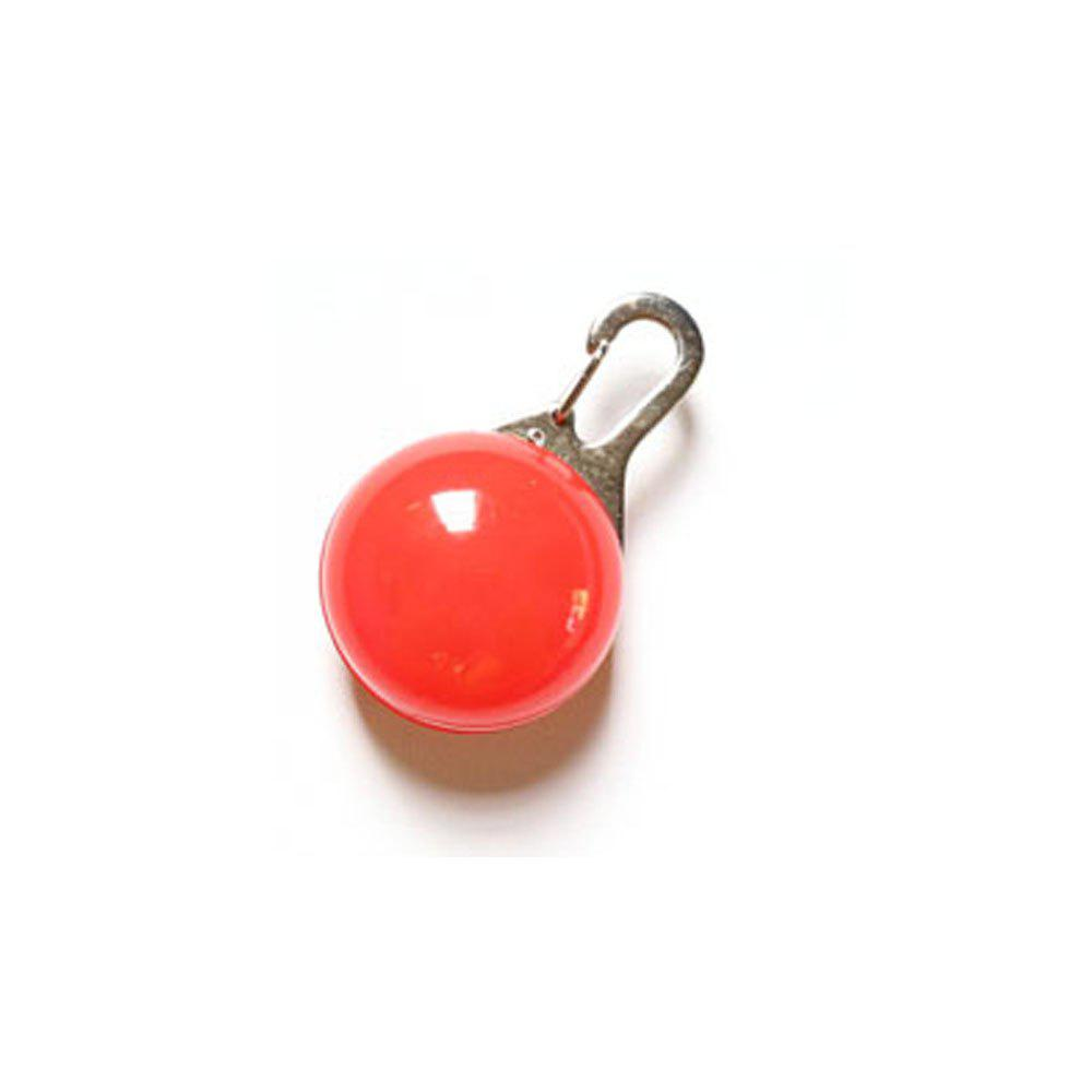 Small Pet Glowing Pendant - RED