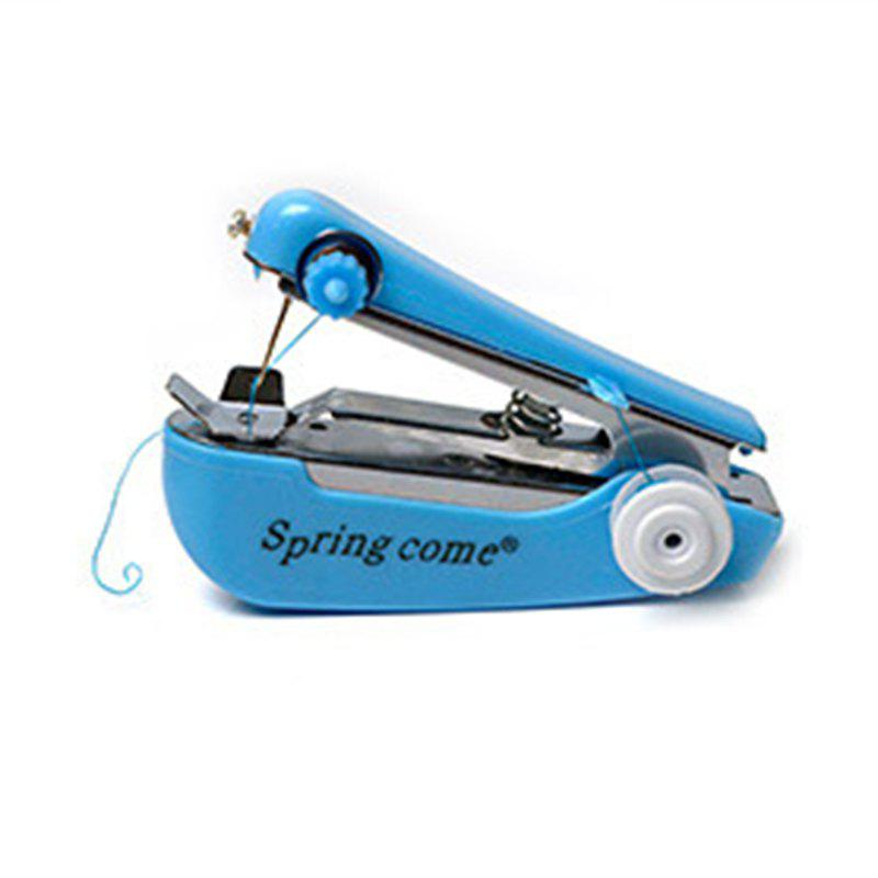 Creative Mini Manual Sewing Machine - BLUE