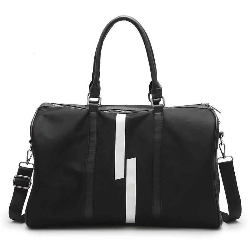 The New Large Capacity Travel Bag - BLACK