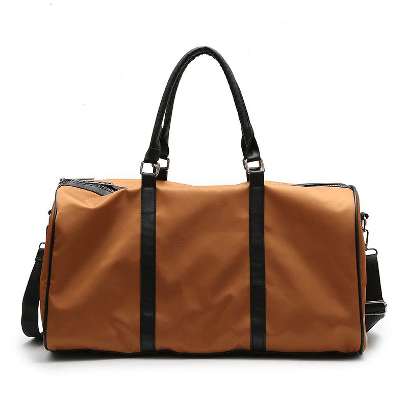 New Fashion Large Travel Bag - BROWN