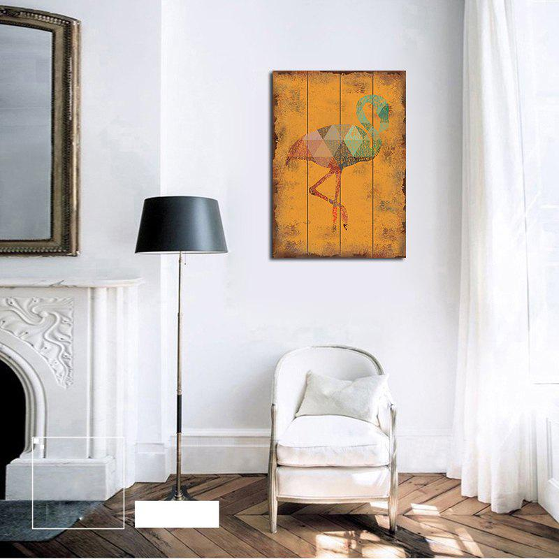 QiaoJiaHuaYuan Frame Canvas Without Frame Canvas Living Room Sofa Background Bedroom Decorates Abstract Geometry - COLORMIX