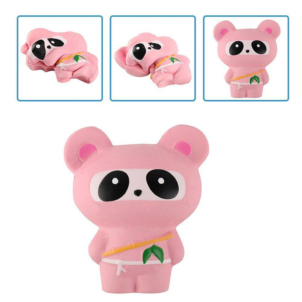 High Quality Slow Rising Squishies Kawaii Scented Soft Animal Toys - PINK