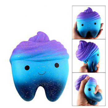 Cake Cream Scented Slow Rising Squishy Toy Stress Reducing Gift - COLOUR