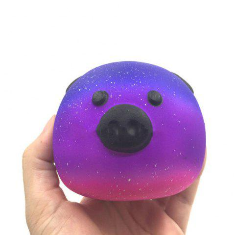 High Quality Squeeze Stretch Squishy  Cartoon Stars Pig Fruit Scented Slow Rising Gift Toy for Kids - ROSE MADDER