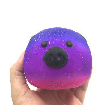 High Quality Squeeze Stretch Squishy  Cartoon Stars Pig Fruit Scented Slow Rising Gift Toy for Kids - ROSE MADDER ROSE MADDER