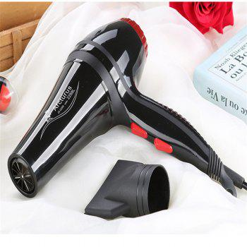 Household Power Student Hair Dryer Barbershop - BLACK