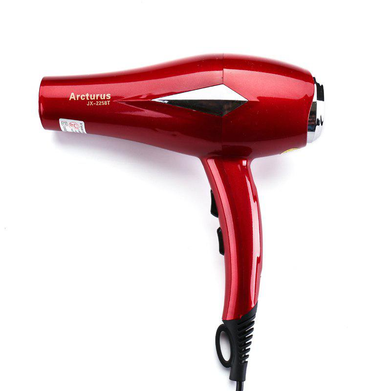 Barbershop Household Do Not Hurt The Hair Hair Dryer - RED