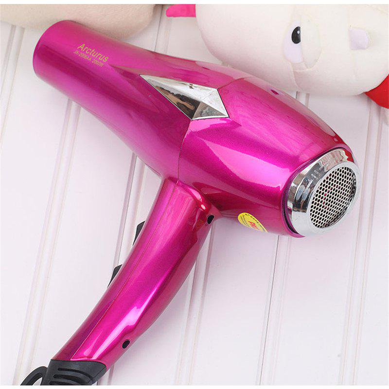 Barbershop Household Do Not Hurt The Hair Hair Dryer - ROSE RED