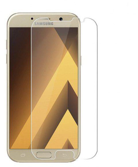 2PCS Screen Protector for Samsung Galaxy A3 2017 HD Full Coverage High Clear Premium Tempered Glass - TRANSPARENT