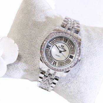 Luxury Women Dress Fashion Ladies Rhinestone Diamond