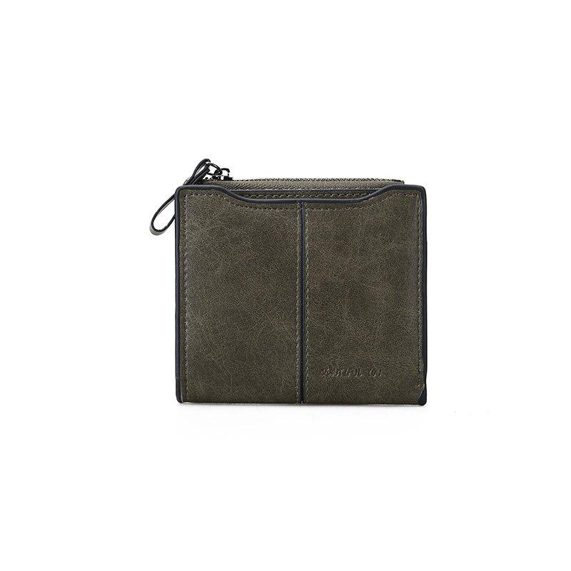 Short Section of The New Short Paragraph Multi-Function High-Capacity Coin Purse - IVY