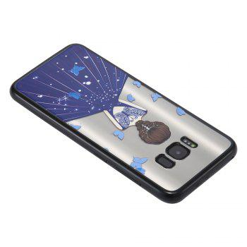 Case Samsung GALAXY S8Plus Photooil Relief Goddess TPU Phone Protects the Shell - RADIANT