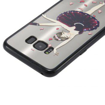 Case Samsung GALAXY S8Plus Photooil Relief Goddess TPU Phone Protects the Shell - QIANZILAN