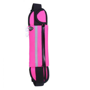 Sport Running Belt Pouch Storage Pack For iPhone X 8 7 6S - PINK