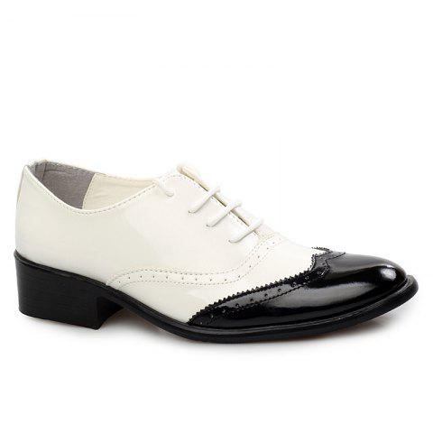 Fashion Brogue Comfortable High Quality Business Shoes