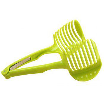 Creative Kitchen Tools Multi-Function Vegetable Chopper Fruit and Vegetable Slicer - GREEN