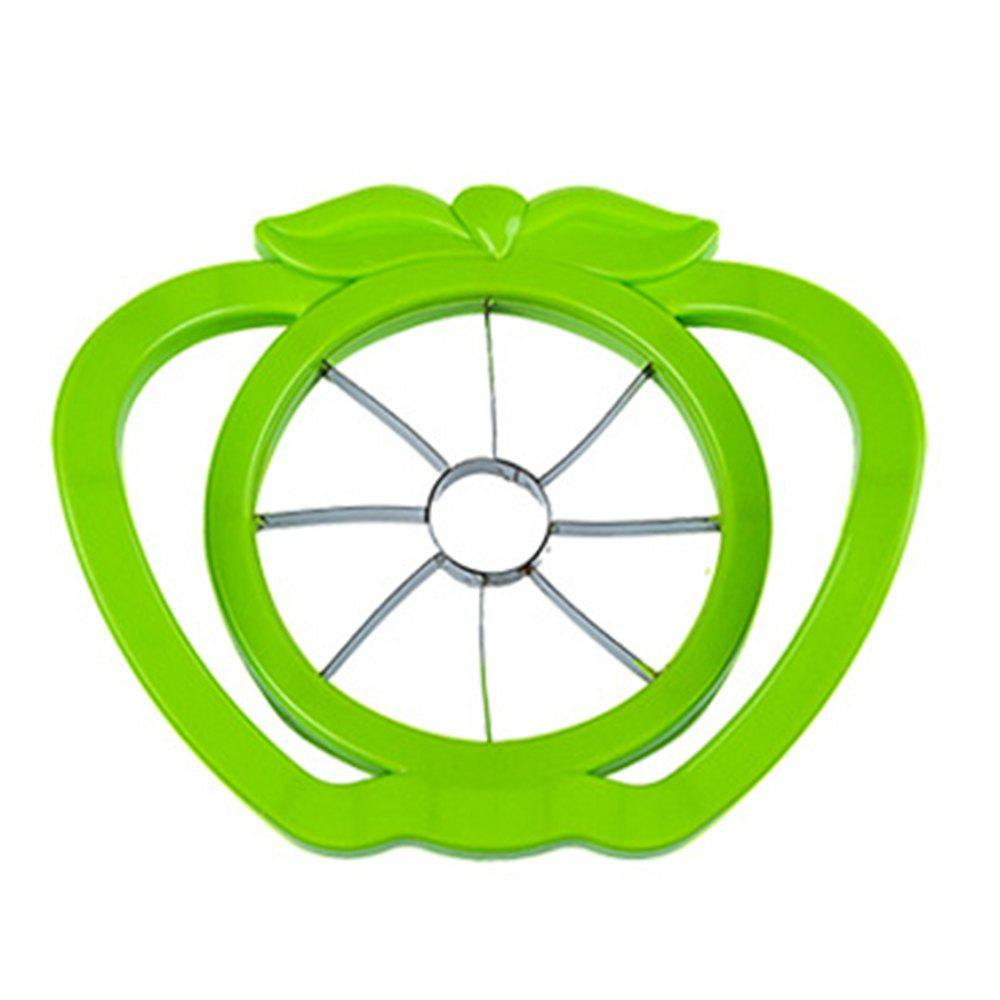 Multi-Function Apple Slicer Fruit Slicer - GREEN
