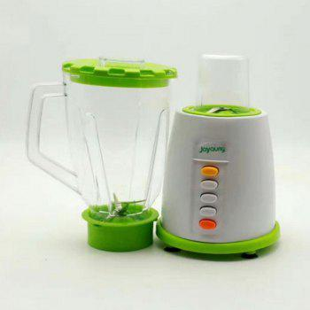 Multifunction Juicer Nutritive Machine Household Cooking Machine - GREEN