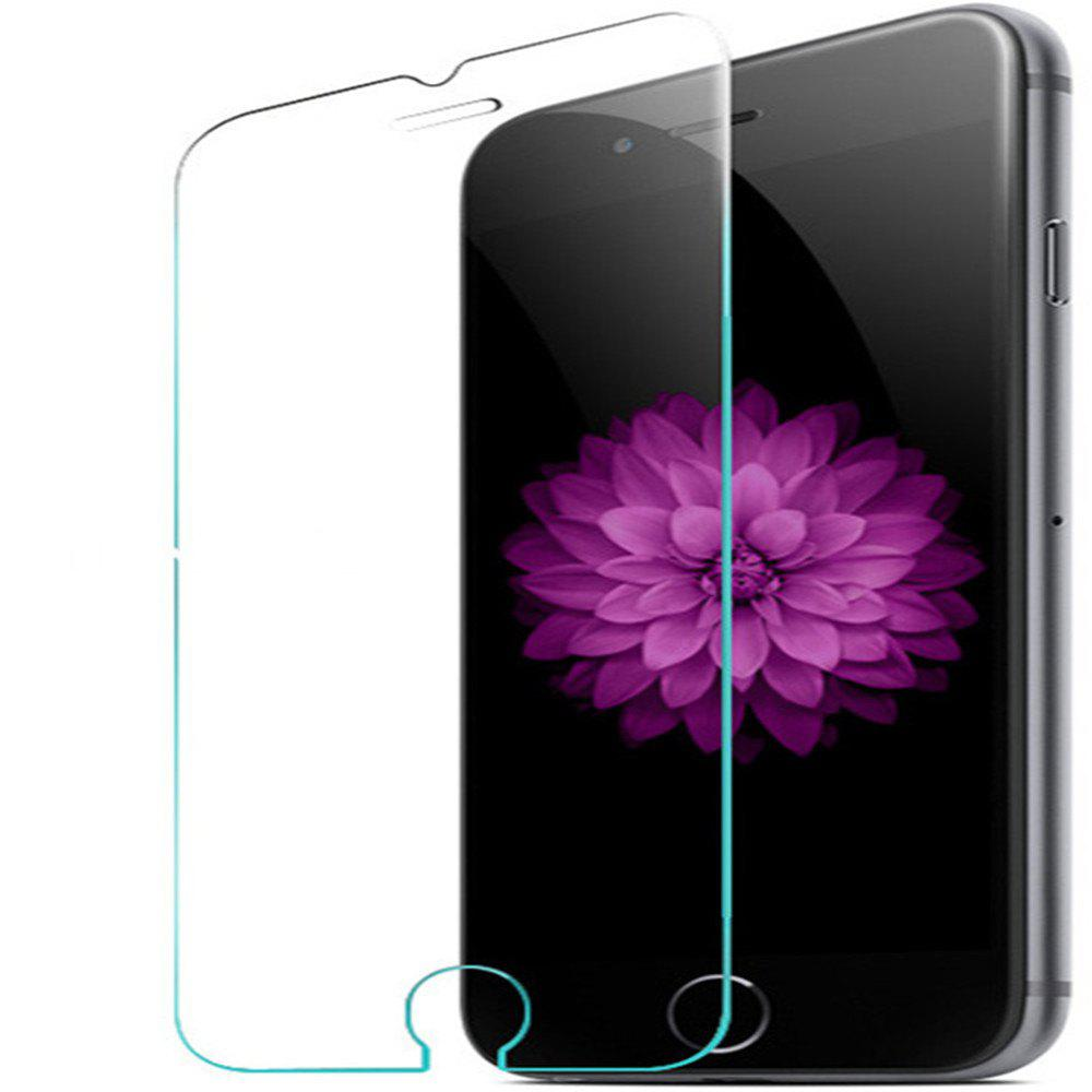 Membrane trempée par verre trempé de protection d'écran de 9H 0.26mm pour Iphone 7 - Transparent
