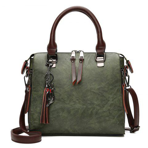 Large-Capacity Fashion Shoulder Messenger Bag Wild Handbag - IVY
