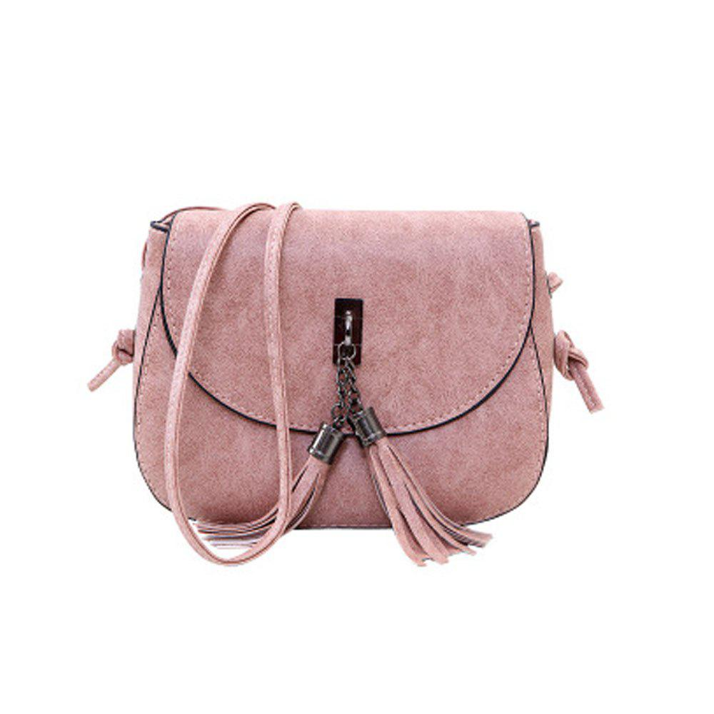 2018 Women's Crossbody Bag Solid Color Simple Style ...