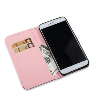 Case For Xiaomi 5X Beautiful 3D Painted PU Leather Phone Case - COLORMIX