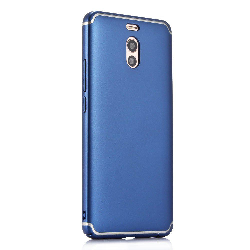 Ultra Thin Phone Case for Meizu M6 Note / Meilan Note 6 Matte PC Hard Back Cover - BLUE