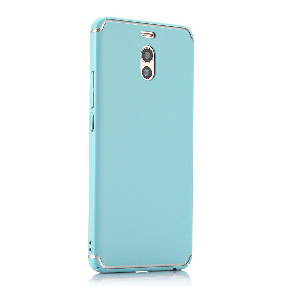Ultra Thin Phone Case for Meizu M6 Note / Meilan Note 6 Matte PC Hard Back Cover - GREEN