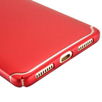 Ultra Thin Phone Case for Huawei Mate 9 Matte PC Hard Back Cover - RED