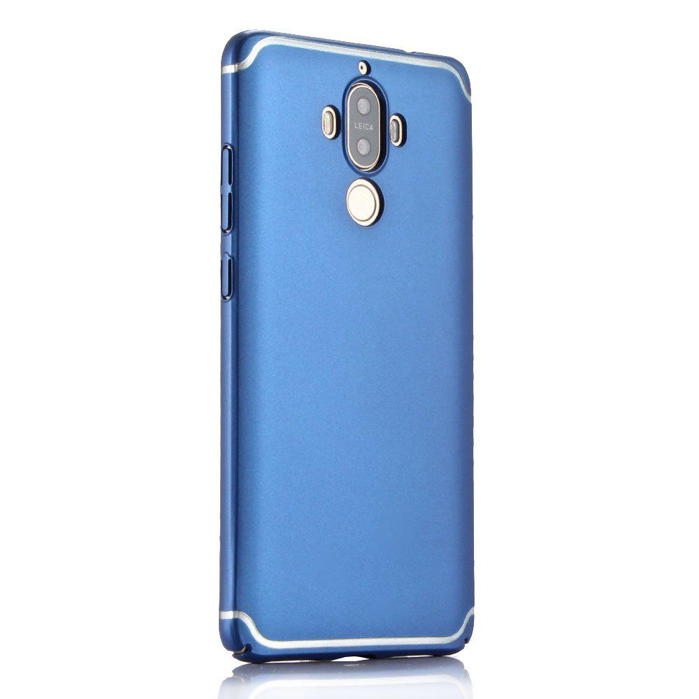 Ultra Thin Phone Case for Huawei Mate 9 Matte PC Hard Back Cover - BLUE