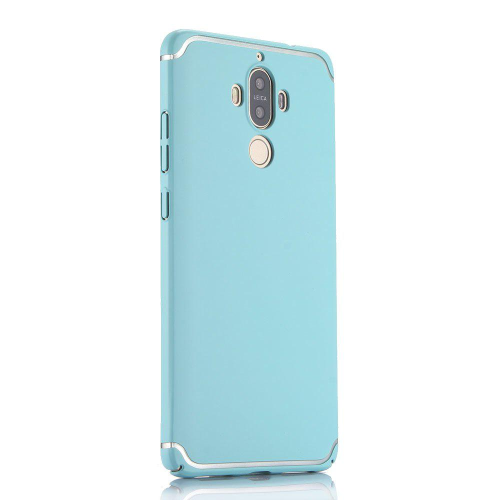 Ultra Thin Phone Case for Huawei Mate 9 Matte PC Hard Back Cover - GREEN