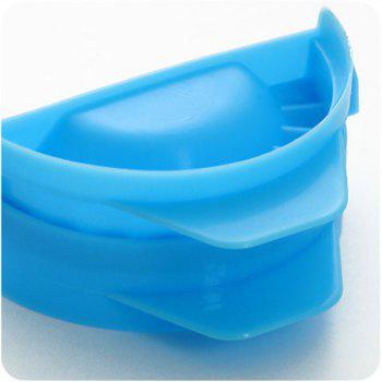 Dumpling Machine Practical Kitchen Cooking Tools Pastry Tools Plastic Creative Manual Pack - BLUE
