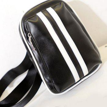Women s Crossbody Bag Chic Striped Color