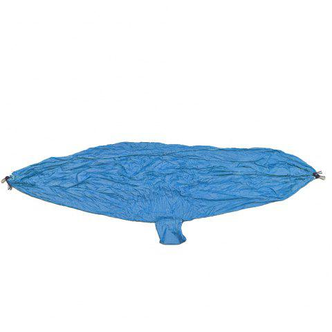Portable Two-Person Hammock - BLUE