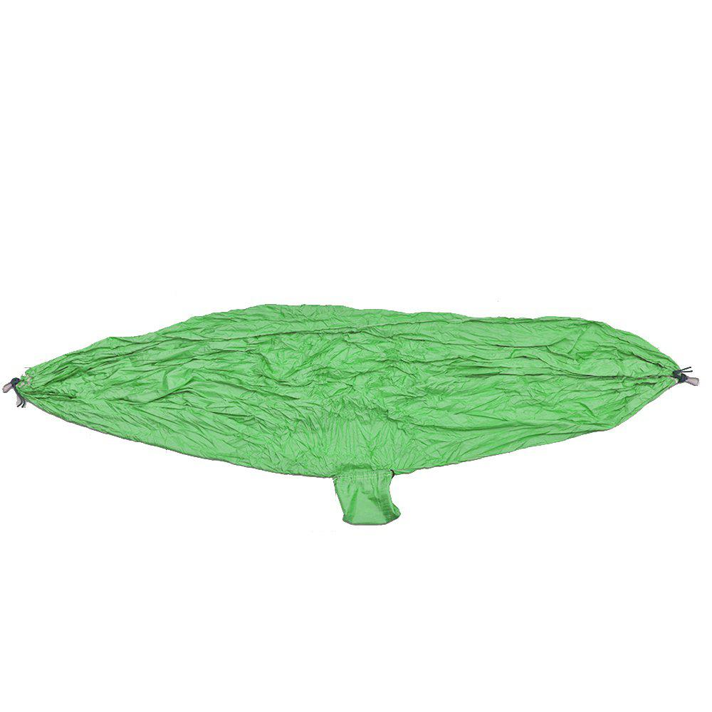 Portable Two-Person Hammock - DEEP GREEN