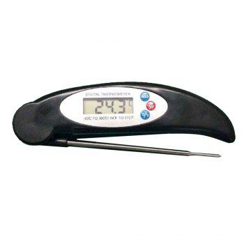 HS-12 Barbecue Baking Thermometer - EBONY