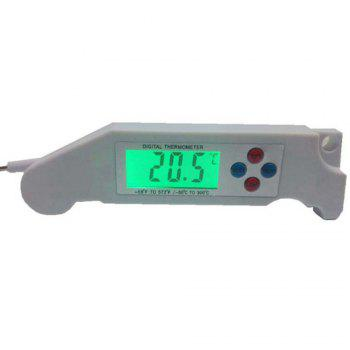 HS-09 Barbecue baking thermometer - WHITE