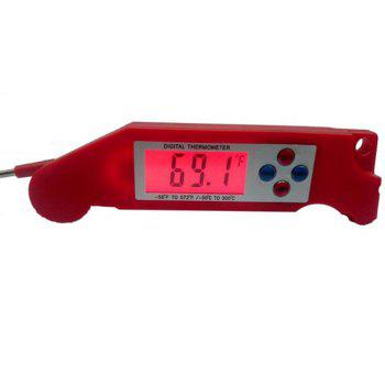 HS-09 Barbecue baking thermometer - RED