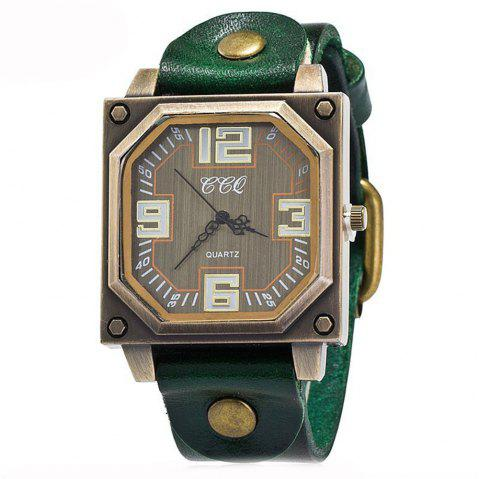 New Men Specially Brand Classic Analog Military Simple Quartz Wrist Watches - IVY