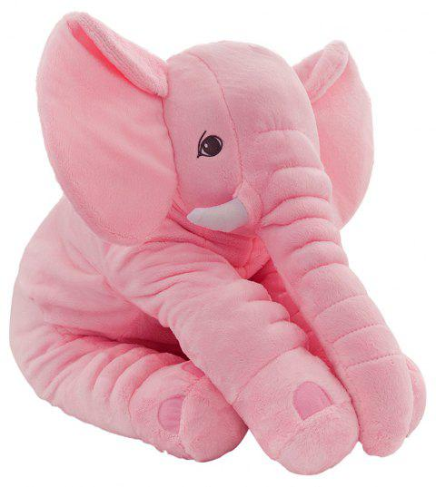 Infant Soft Elephant Playmate Calm Doll Baby Toy - PINK 40CM / 15.8 INCH