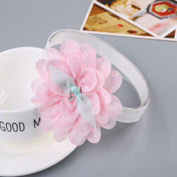Flower Children Hair Band -  PINK