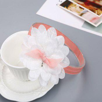 Flower Children Hair Band -  WHITE