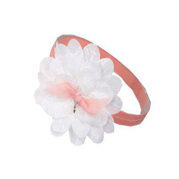 Flower Children Hair Band - WHITE WHITE