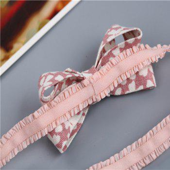 Fashionable Stereo Bowknot Hair Band - PINK