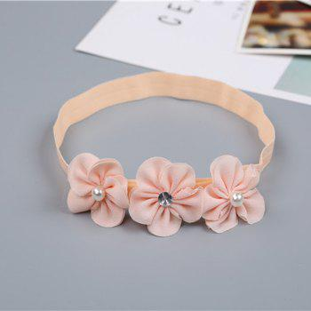 Three Small Children's Hair Band - PINK