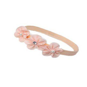 Three Small Children's Hair Band - PINK PINK