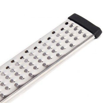 Stainless Steel Multi-Purpose Vegetable Grater - SILVER