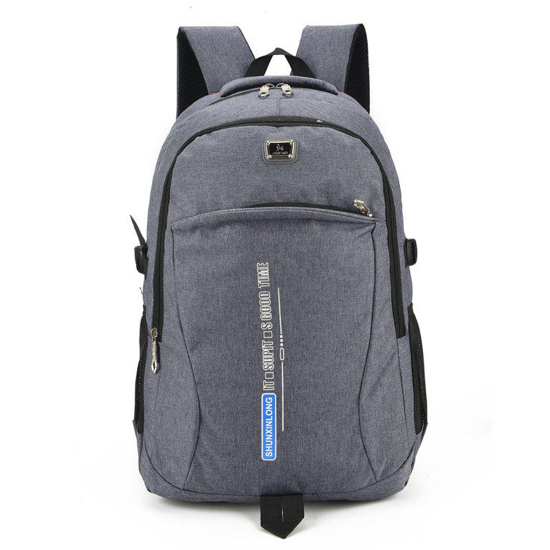2018 Large Capacity Business Backpack GRAY In Backpacks Online ...