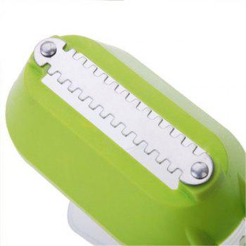 New Kitchen Tools Practical Fish Scaler Scraper Clam Opener Scale Scraper Kitchen - FERN