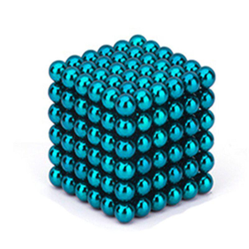 Interesting Puzzle Buckyballs - BLUE